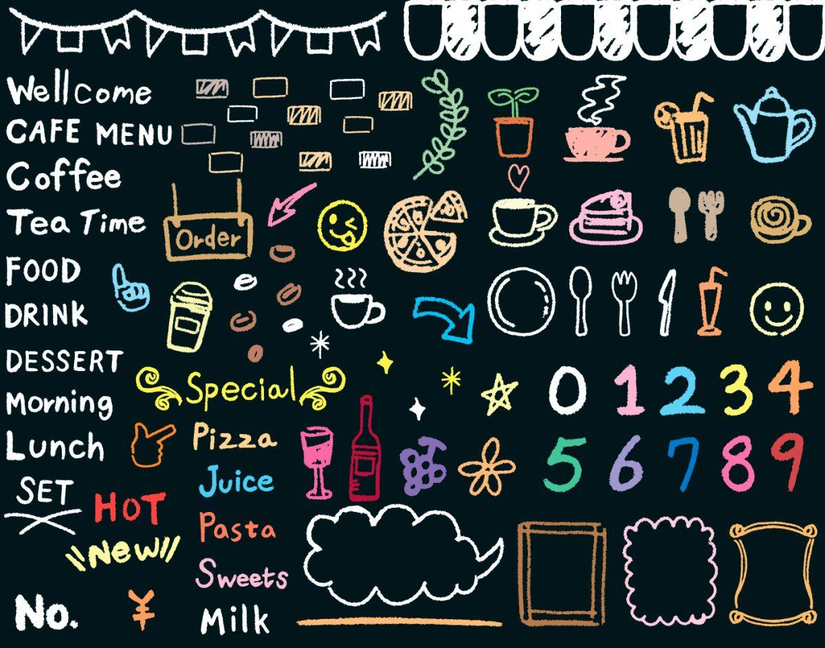 比較的空いている 食べ物系【回り方のコツ】